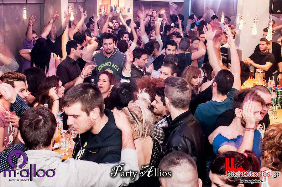 Party Allios @ Malloo 01/03