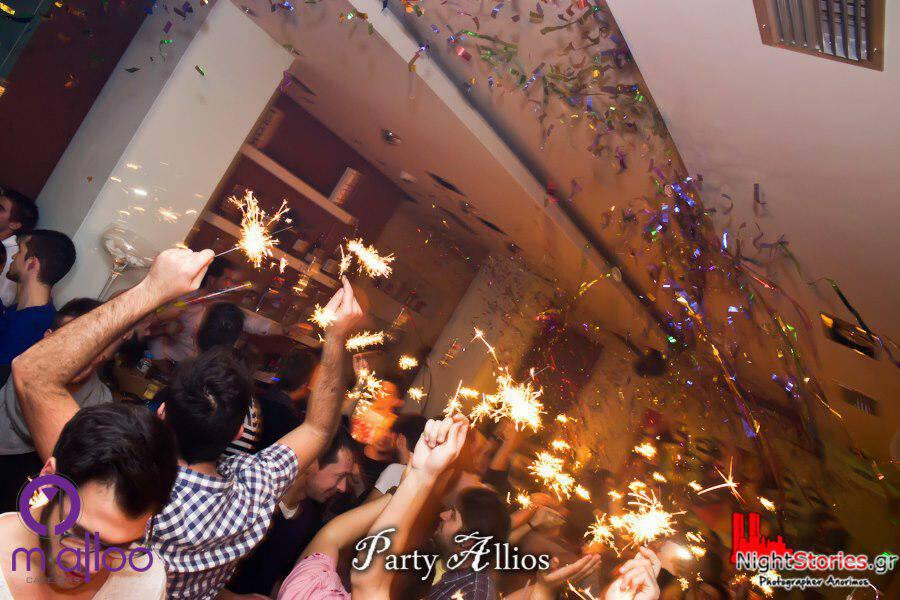 Party allios @ Malloo 16/11/2012