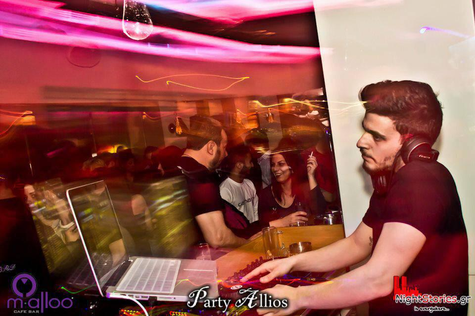 Party Allios @ Malloo 22/03