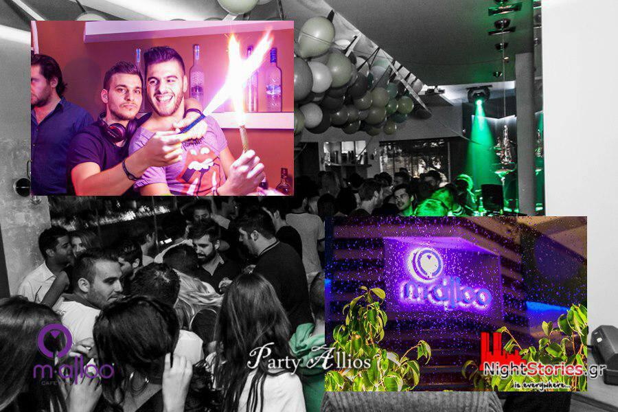 Party allios @ Malloo 30/11/2012