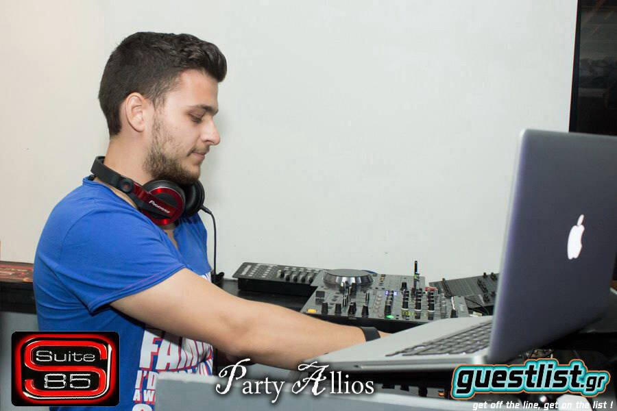 Party Allios @ Suite85 08/06